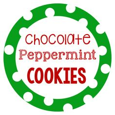 Cookies in a Jar Recipes: Chocolate Peppermint & Double Chocolate Toffee – Crazy Little Projects