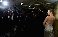 Fergie on the red carpet at the Weinstein Company Golden Globe Awards After Party. (Photo Credit - Getty Images for TWC)