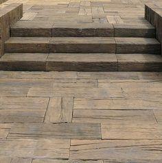 Betonová prkna DUB – dokonalá imitace dřeva | Diton
