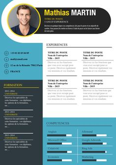 7 Tips for Designing the Perfect Resume Graphic Design Resume, Cv Design, Powerpoint Design Templates, Cv Template, Conception Cv, Cv Models, Modele Word, Les Accents, It Cv