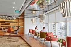 Workplaces Of The Future ‹ INDESIGNLIVE SINGAPORE   Daily Connection to Architecture and Design