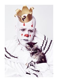 Puddles Pity Party - The Tears (and Fears) of a Clown - NYTimes.com