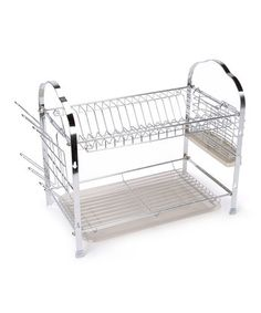 Cuisinart Dish Rack Simple Farmhouse Wire Dish Rack Iron Scroll Countertop Dish Dryer French Design Decoration