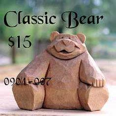 Butternut Bear ornaments - Google Search