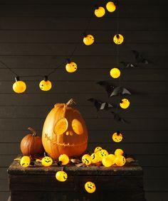 Luci di Halloween