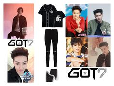 """Got7 JB"" by justanotherbandobsessedgirl ❤ liked on Polyvore featuring Keds, Bambam, Boohoo, PERFECTION, kpop, jb, GOT7 and whyareyoustillreadingthis"