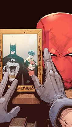jason todd, DC, and red hood image