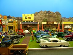 more garages and custom cars