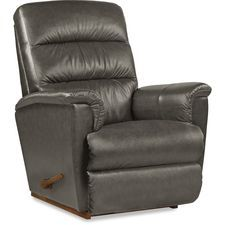 Lazboy 10 519 Astor Leather Rocker Recliner Hope Home