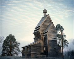 Wooden church, Easter Europe