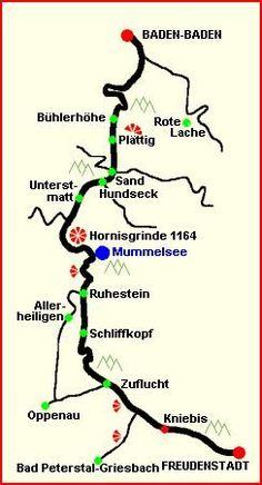 Schwarzwaldhochstrasse.