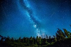 Chasin' The Perseids (by - Dave Morrow -)