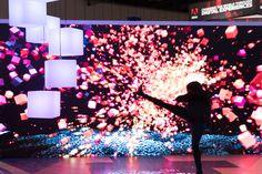 Adobe Summit Digital Installation | Cinimod Studio Ltd