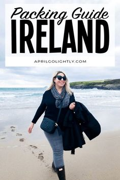 Packing List for Ireland with advice on what to wear in Ireland with travel leggings, duck boots, travel dresses and tips for planning a trip to Ireland Ireland In March, Dublin Ireland, Cork Ireland, Ireland Vacation, Ireland Travel, Traveling To Ireland, Dublin Travel, Travelling, What To Pack