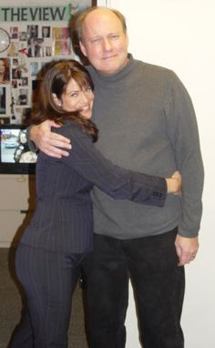 Liza Elliott-Ramirez and Bill Getty