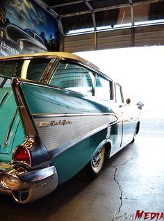 Wagon Wednesday (57 )Nómad Art. Classic View.!