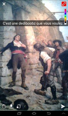 Le Maire de Rennes, de Moreau de Tours (1887). Il s'agit de la représentation d'une scène historique rennaise. En 1794 ou 1795, le premier magistrat de la ville offrant son martyre à la foule des insurgés.  Cette toile est intéressante pour le musée de Bretagne en tant que proposition de récit historique concernant un maire de Rennes devenant le symbole de la résistance de la bourgeoisie modérée de la ville aux excès sanguinaires de la terreur.