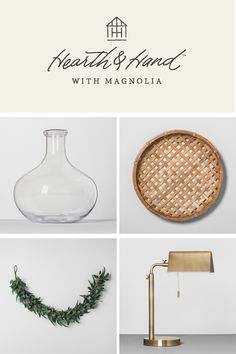 Favorites from Hearth & Hand | rustic timeless decor