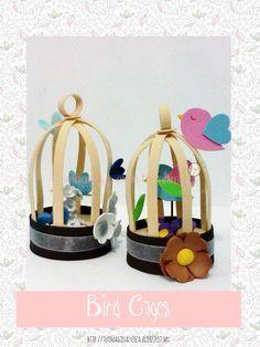 Jaulas de pájaros (Bird cages)