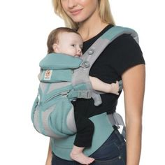 2b40bbe4557 ERGObaby Baby Carrier For Newborn To Toddler
