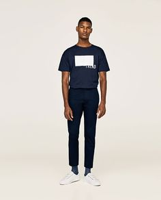 Image 1 of 'INFLUENCER' T-SHIRT from Zara