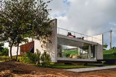 Gallery of Two Beams House / Yuri Vital - 11