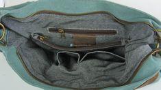 Mens-Canvas-Shoulder-Bags-8 Canvas Shoulder Bag, Leather Shoulder Bag, Leather Bag, Shoulder Bags, Rucksack Bag, Backpacks, Men, Fashion, Moda