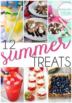 12 Summer Treats