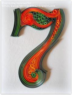 Numerología 7 - Número bíblico y con mucho contenido en cuanto a la Creación: 7 días de la semana, 7 notas musicales, 7 Arcángeles, 7 son los colores del Arco Iris