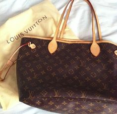 #louis vuitton Big travel bag