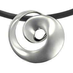 Continuity Pendant | Designed by Vivianna Torun for Georg Jensen