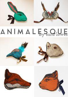 ANIMALESQUE BY Sara Lowes//petitapetitandfamily.com