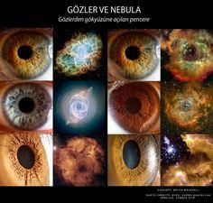 Gözler ve Nebula