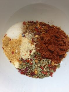 Since I discovered how easy it is to make your own Fajita spice mix I keep it made up for quick meals- if you are following Slimming World you will find that most of the packet mixes contain unnecessary syns! Make up a batch in advance, keep in a sealed tupperware and you can knock up fajitas in about 10 minutes flat any time!  //