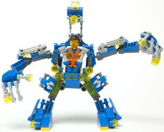 This classic space mech rewinds time to the '80s