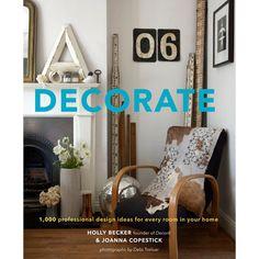Decorate: 1,000 Professional Design Ideas. Book