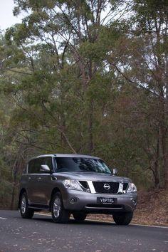 2013 Nissan Patrol: Ever vigilant...
