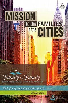 """También puedes descargar los programas de  """"Misión para las Familias en las Ciudades: Familia a Familia"""" en español"""