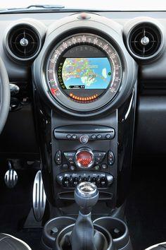 Mini Countryman, Mini Cooper Clubman, Gt R, My Dream Car, Dream Cars, Black Mini Cooper, Mini Cooper Interior, Best Car Interior, Mini Car