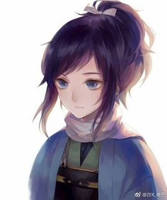 Anime Elf, Anime Toon, Manga Anime, Female Character Concept, Character Art, Cool Anime Girl, Anime Guys, Touken Ranbu Characters, Real Anime