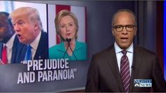 On Friday, it was announced that NBC Nightly News anchor Lester Holt will be moderating the very first presidential debate between Hillary Clinton and Donald Trump on September 26. Holt took over anchoring duties from the disgraced Brian Williams in June of 2015 and a look at his coverage of this election cycle suggests he may favor Clinton in his selection of debate questions. When he interviewed Donald Trump for Nightly News he hit the GOP presidential candidate with a hard line of…