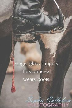 Oh yeah so true i would fall and break my ankle in high heel glass slippers anyway