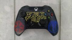Star Wars controller Boyfriend Ideas, Star Wars, Stars, Sterne, Starwars, Star, Star Wars Art