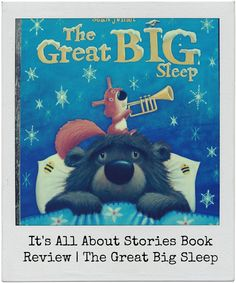 It's all about stories!: BOOK REVIEW | The Great Big Sleep