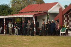 Taumaihiorongo Marae, Kakahi. Sara McIntyre