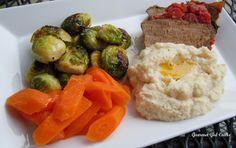 Gourmet Girl Cooks: Pot Roast, Rich & Thick Parmesan Cauliflower Mash ...