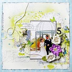 A Project by yuko tanaka from our Scrapbooking Gallery originally submitted 10/07/11 at 12:11 AM