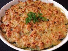 Healthy Low Carb Recipes, Vegetable Recipes, Real Food Recipes, Vegetarian Recipes, Cooking Recipes, Yummy Food, Salada Light, Helathy Food, Zucchini