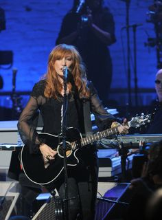 Patti Scialfa - SiriusXM Celebrates 10 Years Of Satellite Radio With A Concert By Bruce Springsteen & The E Street Band - Show