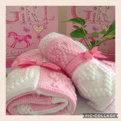 Copertina baby in lana